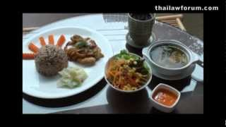 Bangkok's Organic Food And Restaurant