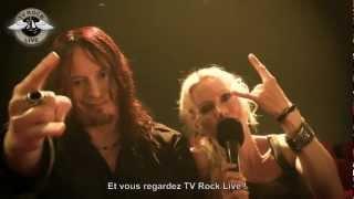 Arch Enemy - Interview - Paris 2012