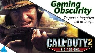 image of Call of Duty 2: Big Red One | Gaming Obscurity
