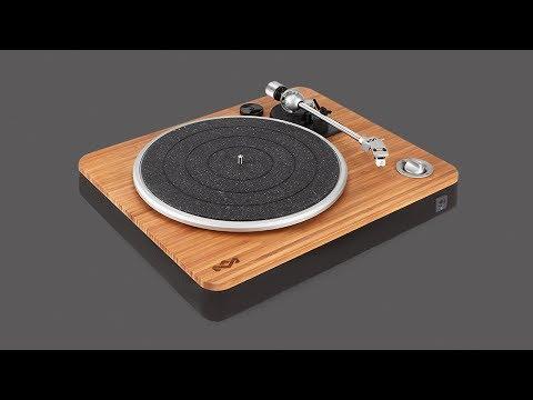 Stir It Up Turntable Walkaround | House of Marley