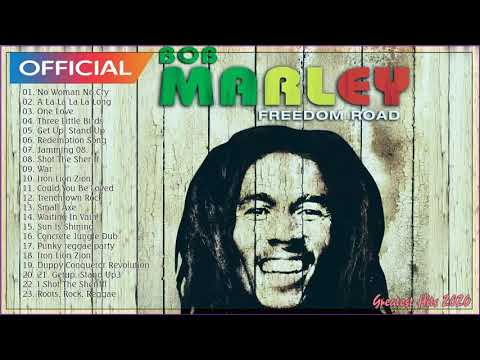 Bob Marley Very Best Songs - Bob Marley Nonstop Playlist