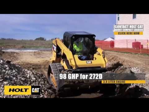 HOLT CAT Fort Worth Compact Track Loader (817) 246-6651 Compact Track Loaders Fort Worth