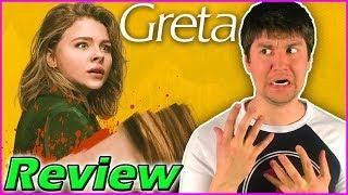 GRETA (2019) - Movie Review  Chloë Grace Moretz Thriller 
