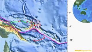 Magnitude 6.0 Date-Time Saturday, December 15, 2012 at 19:30:03 UTC Sunday, December 16, 2012 at 05:30:03 AM at...
