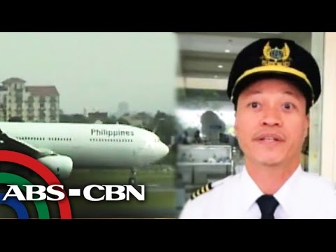 hero - The pilot of the Philippine Airlines flight PR300 was praised in the social media because he landed the plane safely in the runway of Hong Kong airport after it experienced turbulence. Subscribe...