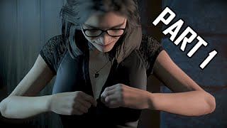 Until Dawn Walkthrough Part 1 - First 2 Hours! (PS4 Let's Play Gameplay Commentary)