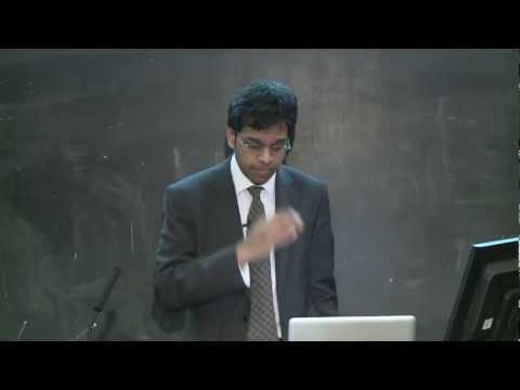 Prof Siddharthan Chandran - Stammzellenforschung