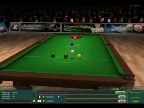 PoolSharks Free Online Snooker Game