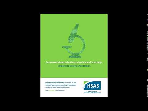 HSAS Infection Control Practitioner