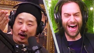 Chris D'Elia and Bobby Lee Roast Each Other