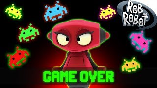 Nonton Game Over   Cartoons For Children   Rob The Robot Film Subtitle Indonesia Streaming Movie Download