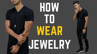 Check out Zorrata jewelry here: https://www.zorrata.comUse code ZRA20 for 20% offSubscribe to our 2nd channel: http://bit.ly/2aOthqVThank you to Zoratta for sponsoring this video!FOLLOW US ON SOCIAL MEDIA:Website: http://teachingmensfashion.com/Snapchat: JoseczunigaInstagram: http://bit.ly/2ejnsFfEmail: info@teachingmensfashion.comFacebook: http://bit.ly/2hiqMS4Twitter: http://bit.ly/2hirC19Music by: https://soundcloud.com/lakeyinspired & https://soundcloud.com/dyallas