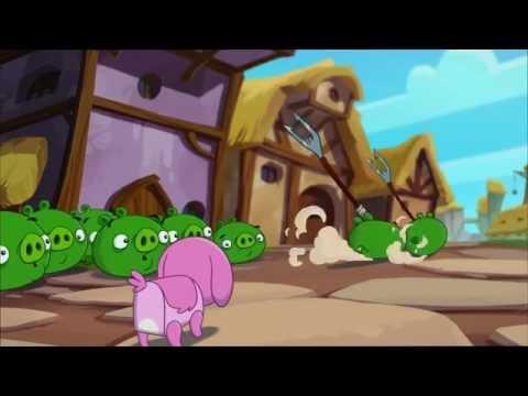 Злые птички Angry Birds Toons 2 сезон 11 серия Пёсзилла все серии подряд (видео)