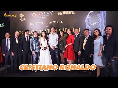Hoa hậu Đỗ Mỹ Linh, Á hậu Thùy Dung dự họp báo Cristiano Ronaldo tại Châu Âu