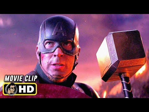 AVENGERS: ENDGAME (2019) 15 Movie Clips + Trailers [HD]