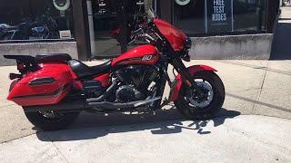 3. 2015 Yamaha V Star 1300 Deluxe Rapid Red Bridgewater, North Brunswick, Old Bridge, Monroe, Browntown