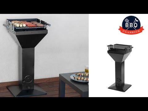 BBQ Classics Column Charcoal Barbecue