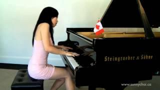 K'naan   Take A Minute Artistic Piano Interpretation