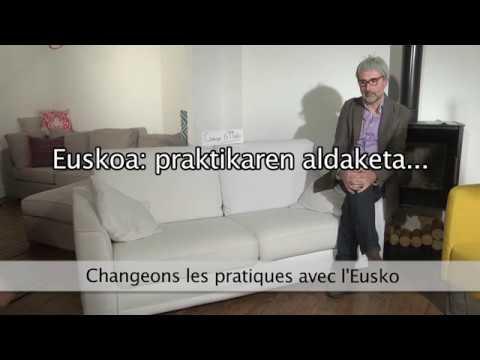 """L'eusko sur le Divan - Euskoa ohexkan  #6 - """"Changeons les pratiques"""" """"Praktikaren aldaketa"""""""