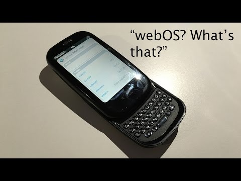 Remember webOS? Palm Pre Plus Overview