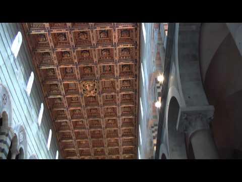 Medieval cathedral Duomo Santa Maria Assunta in Pisa (Tuscany Italy)