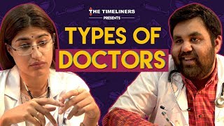 Video Types Of Doctors | The Timeliners MP3, 3GP, MP4, WEBM, AVI, FLV Januari 2018