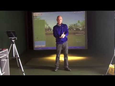 Winter Golf Lesson – Indoor Drill To Help You Hit It Solid