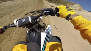 10. First Ride with the 2018 Yamaha YZ450F