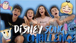 Video DISNEY SONG CHALLENGE pt. 1 I Dosogas Team Kids MP3, 3GP, MP4, WEBM, AVI, FLV Juni 2018