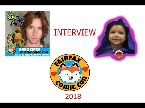 Interview with Greg Cipes voice of beast boy