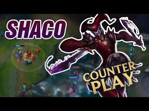 How to Counter Shaco: Mobalytics Counterplay (Updated!) feat. Eagzey
