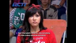 Video Novi Cherrybelle Ternyata Makannya Banyak Yaah - dahSyat 11 Mei 2014 MP3, 3GP, MP4, WEBM, AVI, FLV Juli 2018