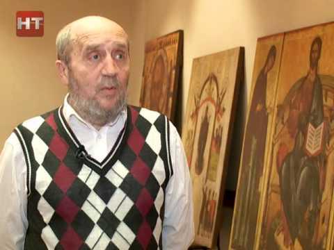 В музее изобразительных искусств открылась выставка «Безмолвная проповедь