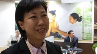 WTM Latin America 2013 Exhibitor Interview Thailand