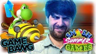 MARIO KART SLURPEE FINALE! (Smosh Summer Games)