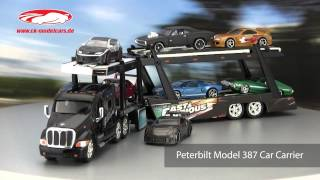 Nonton ck-modelcars-video: Peterbilt Model 387 Car Carrier Fast and Furious 7 2015 Jadatoys Film Subtitle Indonesia Streaming Movie Download