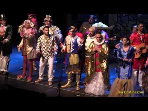 """Comparsa """"Aniversario"""" Carnaval de Isla Cristina 2017"""