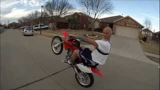 7. Crf150 Wheelies | GoProHD