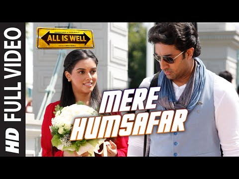 Mere Humsafar FULL VIDEO Song | Mithoon, Tulsi Kumar | All Is Well | T-Series