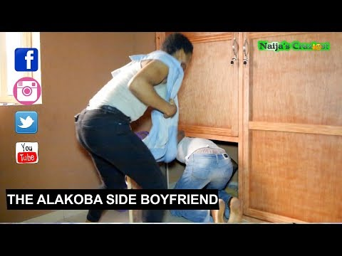 Naijas Craziest Comedy || TRAPPED IN A CLOSET (Episode 210)