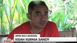 Video KURNIA SANDY KIPER TIMNAS HILANG INGATAN MP3, 3GP, MP4, WEBM, AVI, FLV Januari 2018