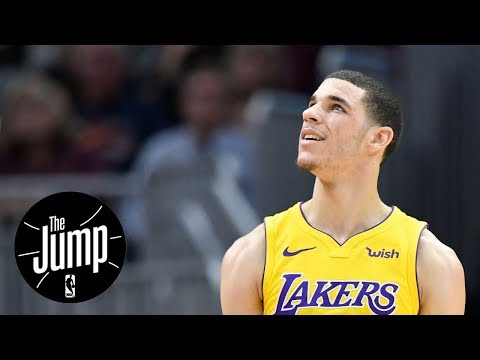 Tracy McGrady says Lonzo Ball is handling pressure well | The Jump | ESPN