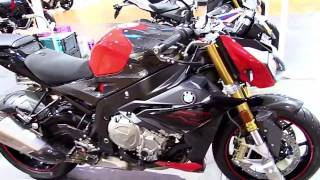 10. 2018 BMW S1000R Limited Edition Walkaround Review Look in 4K