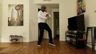 Poppin Pete – Just having fun dancing at the young age of 55