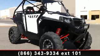 5. 2011 Polaris Ranger RZR XP 900 White Lightning LE - RideNow