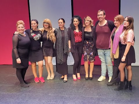 Reflexiones Sobre La Vagina. Teatro Social y Solidario