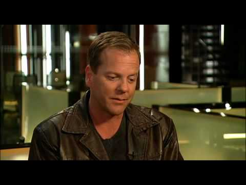twentyfourspoilers - It's a short interview with Kiefer. I made hungarian subtitle for the video. Thank twentyfourspoilers for the video!