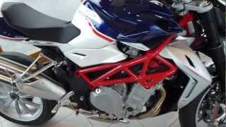 2. 2013 MV Agusta Brutale 1090 RR 1078 cm3 158 Hp 270 Km/h 167 mph * see also Playlist