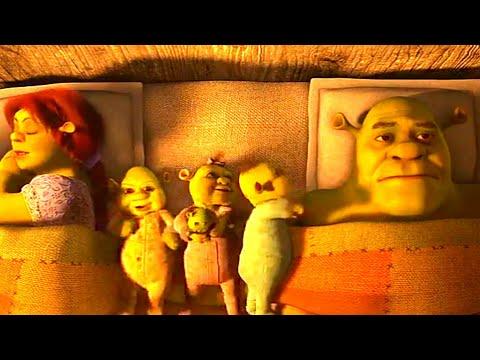 Shrek Se Dá Mal Com Os Seus Filhos e a Fiona | Shrek Para Sempre: O Capítulo Final (2010) DUBLADO HD