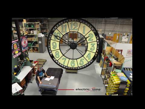Tower Clock Manufacturing